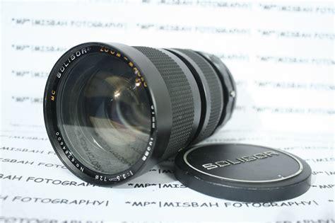 Lensa Nikon Macro 105mm Jual Beli Lensa Zoom Manual Soligor 37 105mm Macro Mont Nikon Bekas Lensa Kamera Nikon