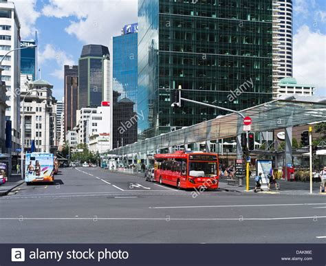 citylink new zealand dh queen street auckland new zealand city traffic car and