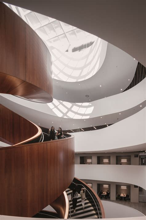 Univeristy Of Sydney Mba by Of Sydney Business School Woods Bagot Archdaily