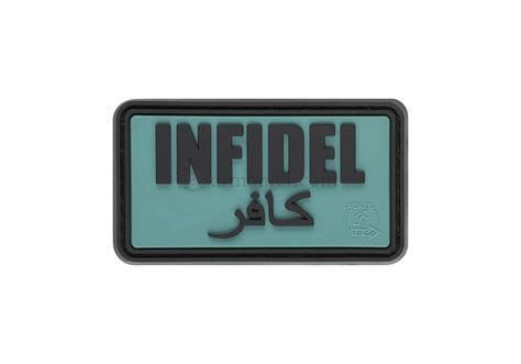 Rubber Patch Major Glock infidel rubber patch foliage green jtg rubber patches patches equipment armamat at