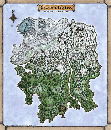 morrowind map solstheim map official the imperial library