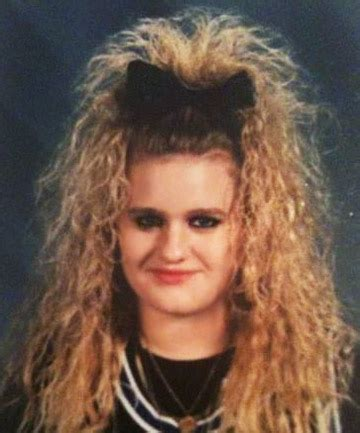 hair styles in 80 for prom 80s hair pony up 19 awesome 80s hairstyles you