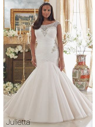 Mermaid Style Wedding Dress by House Of Brides Mermaid Style Wedding Dresses