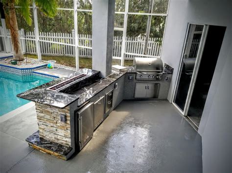 creative outdoor kitchens lovely outdoor kitchen orlando fl taste