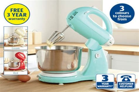 Aldi Specialbuy Food Mixer   A Thrifty Mrs