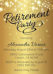 25 best ideas about retirement invitations on pinterest