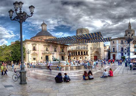 imagenes historicas de valencia plaza de la virgen valencia espa 241 a flickr photo