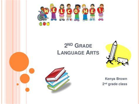 theme language arts powerpoint 2nd grade language arts powerpoint