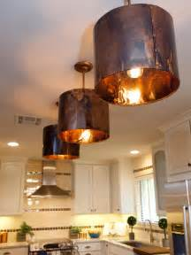 copper kitchen light fixtures photos hgtv