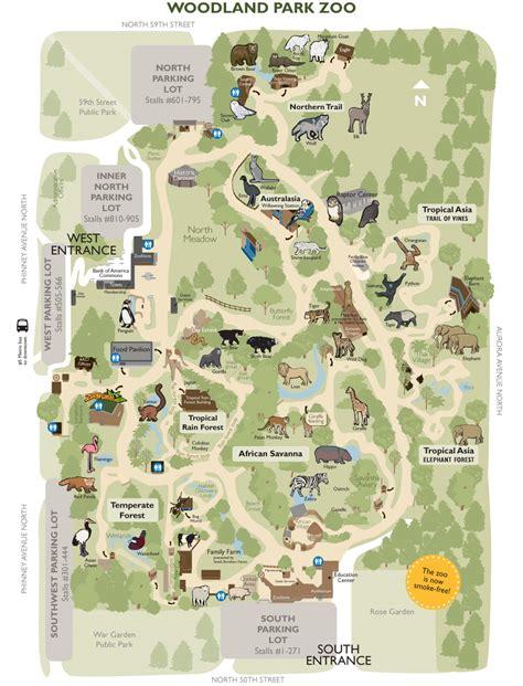 seattle zoo map zoos seattle zoo