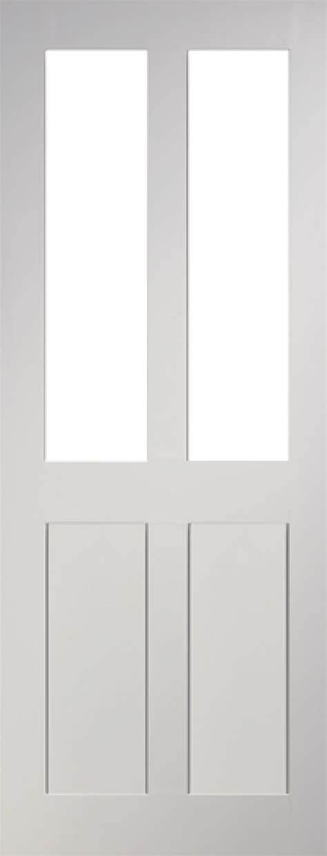 glazed panel interior doors eton glazed 4 panel white solid door vibrant doors