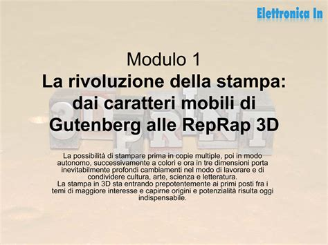 sta caratteri mobili workshop sta 3d e rapid prototyping in bollate mi