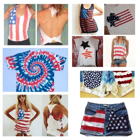 fourth of july diy diy fourth of july clothing ideas leslie riemen payne for you and libs perhaps cool