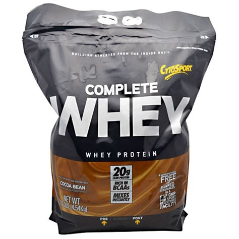 King Whey 10 Lb 10lb Ronnie Coleman Rcss Isolate Murah Bagus 10lbs cytosport complete whey protein 10 lb bag