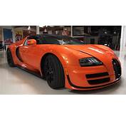 Jay Leno And The Bugatti Veyron Grand Sport Vitesse Video