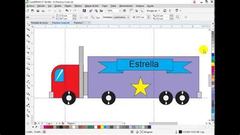 tutorial de corel draw x7 pdf gratis tutorial corel draw x7 practica 2 herramientas de dibujo