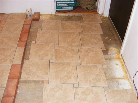 tile patterns for floors pecos sww ceramic tile floor and wall installation