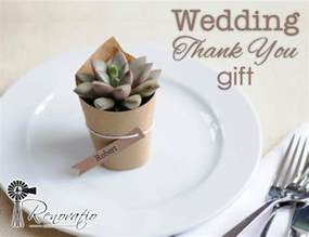 wedding thank you gifts for guests ideas south africa 2 inexpensive thank you gifts for wedding guests boda