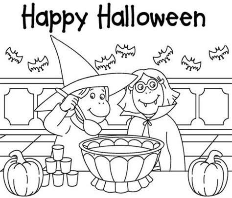 Binky Barns Happy Halloween Arthur Coloring Page Arthur Coloring