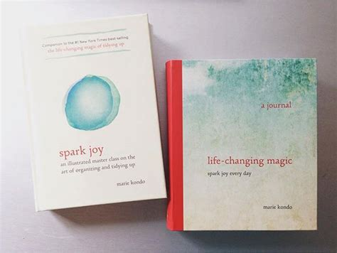 kondo organizing here s a teaser of kondo s newly released book spark preen