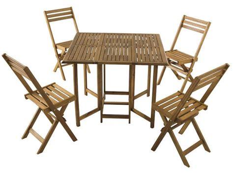 table et chaise conforama ensemble table 4 chaises pliantes butterfly conforama