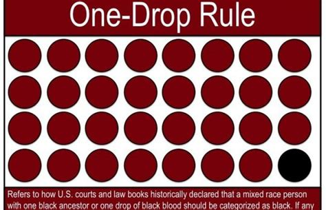 one rule is the one drop rule still applicable these days onyx truth
