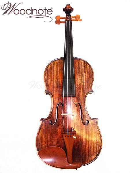 senar violinbiola thomastik dominant 135b woodnote new 4 4 antique style violin with dominant 135b