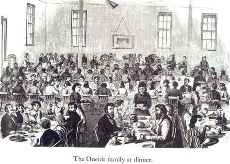 oneida from free utopia to the well set table books utopia htm