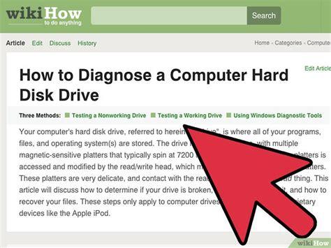 membuat virus perusak harddisk cara memperbaiki komputer yang lambat wikihow