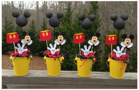 Handmade Mickey Mouse Decorations - etsy your place to buy and sell all things handmade