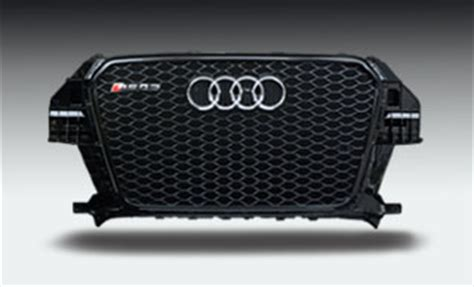 audi aftermarket grill aftermarket sport grilles for audi audi q3 replacement