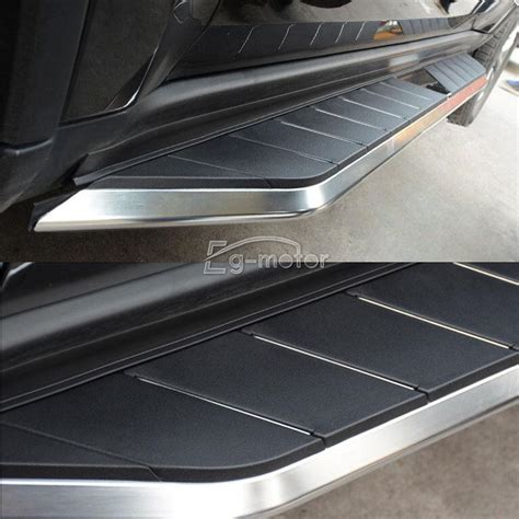 2014 Jeep Grand Running Boards Pair Running Boards Door Side Step For 2011 2014 Jeep