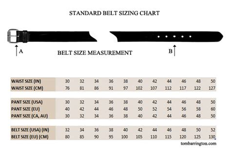 ordering a leather belt how to order the correct belt