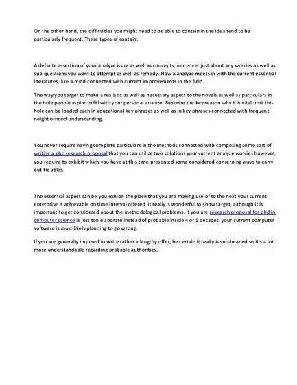 computer science dissertation exle dissertation acknowledge