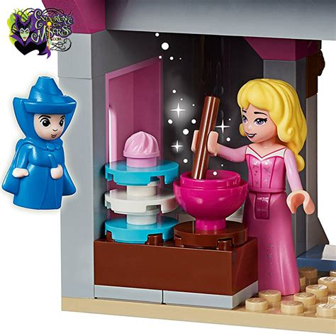 Lego Princess Diary Beautiful lego disney princess sleeping beauty s fairytale castle playset 41152 mini doll figure