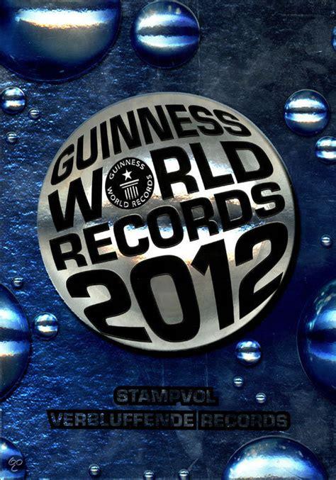 guinness world records 2012 1904994687 bol com guinness world records 2012 nvt 9789026129186 boeken