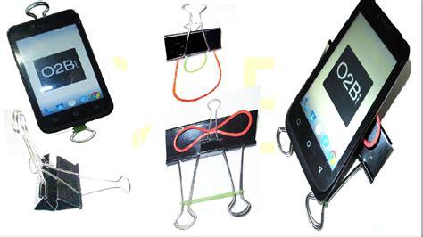 Hpsmartphone Holder Eksklusif binder clip smartphone stand 10 amazing phone holder