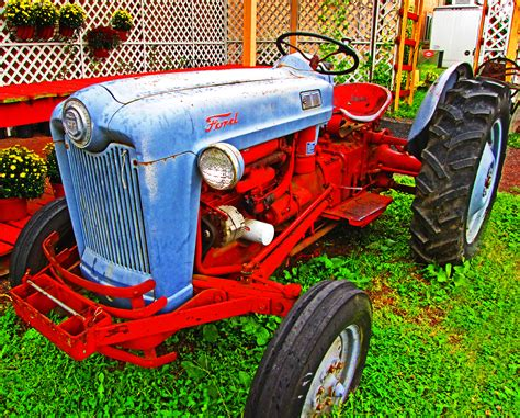 1953 ford 8n golden jubilee 1953 golden jubilee ford tractor love s photo album