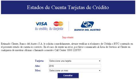 consultar tarjeta del banco de venezuela consultar estado de cuenta de tarjeta de credito banco de