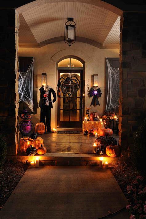 themes around halloween 30 spooky halloween porch decoration ideas festival