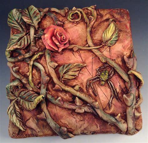 Mural Tiles For Kitchen Backsplash 1563 best polymer clay ceramics pottery and some