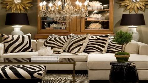 animal print living room decor zebra living room decorating ideas