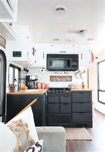 rv kitchen cabinets painted rv kitchen cabinets mountainmodernlife
