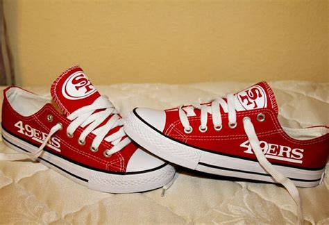 49ers converse where can i find these football