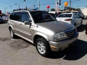 Suzuki 2001 Xl7 2001 Suzuki Xl7 Suv 4x4 For Sale In Philadelphia