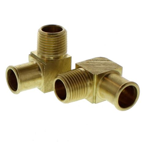 beaded hose barb fittings 3 4 quot h x 1 2 quot npt hose barb fitting beaded hose barb 90 186