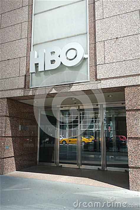 Hbo New York Office by Hbo Headquarters Editorial Stock Image Image 39925599