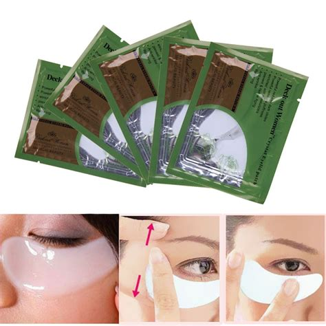 Collagen Eye Bag Mask 5x collagen eye mask eyelid patch moisture 1stl
