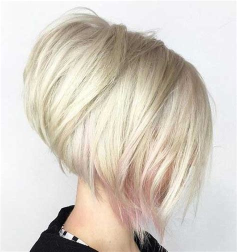hair style short and stacked on top and long agled sides longer back 15 stacked bob haircuts short hairstyles 2017 2018