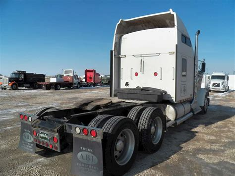 kenworth w900 for sale 2000 kenworth w900 sleeper truck for sale 893 177 miles